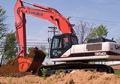 Link-Belt oferece 7 opções de escavadeiras para mineração