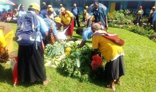 Kikita Church joins hospital drive