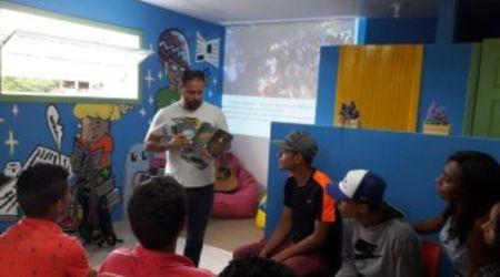 BEM MINERAL: Fundação Vale inaugura biblioteca comunitária em Catas Altas