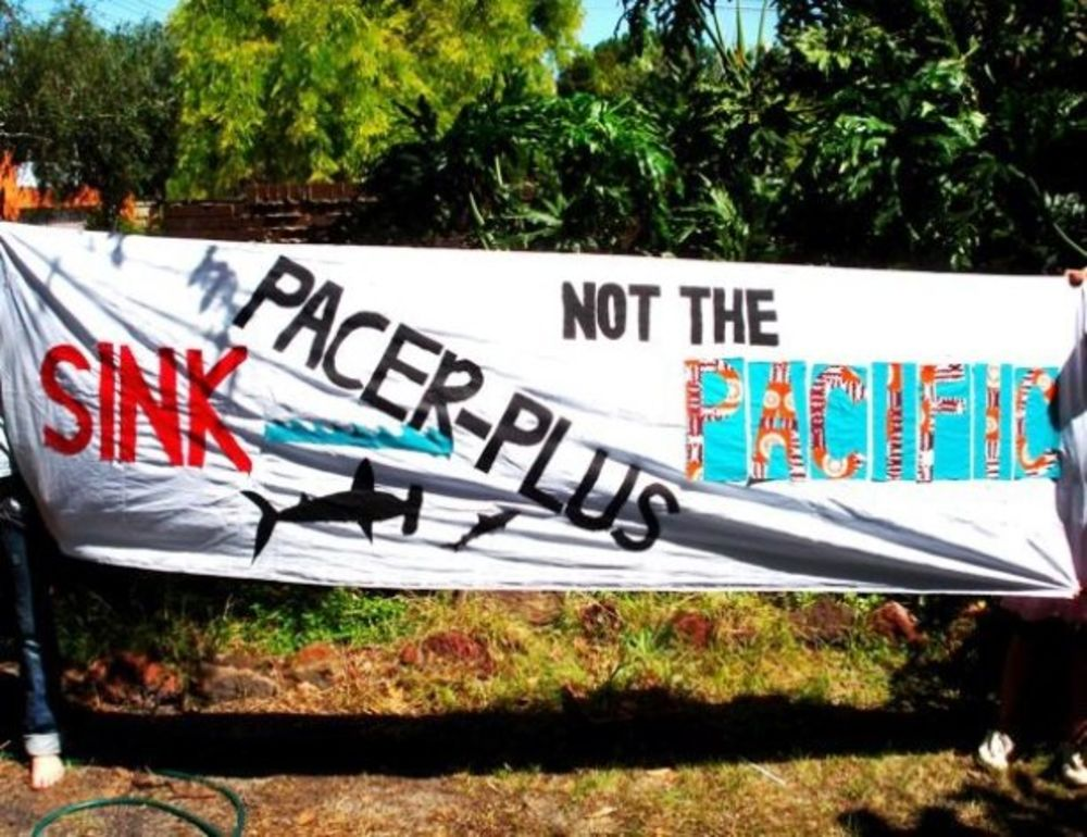 Trade deal is 'Pacer Minus'