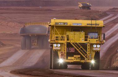 Komatsu mining IoT in the Cloudera