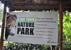 Pasim Tumbuna at Nature Park