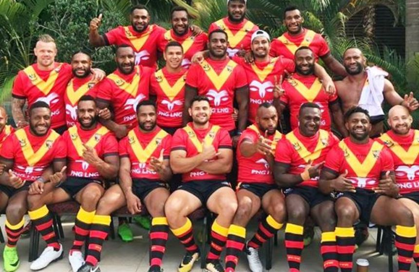 New look for Kumuls in Suva