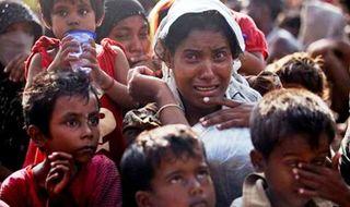 Aid for humanitarian crisis