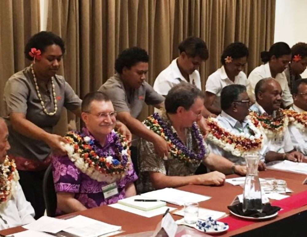 PNG in global coconut talks